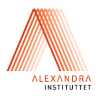 Alexandra instituttet logo